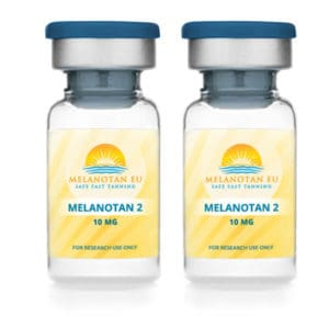 Melanotan 2 – 10mg Vial Twin Pack